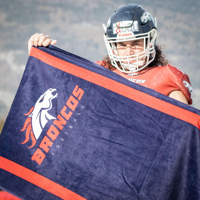 Calanda Broncos Towel