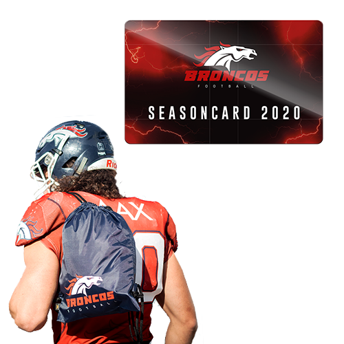 Seasoncard & gratis Bag