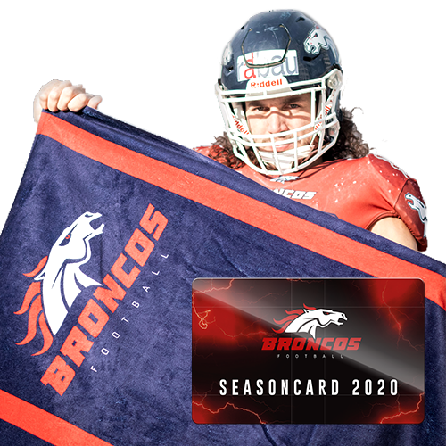 Seasoncard 2020 & Badetuch
